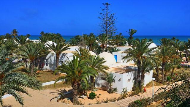 El Mouradi Djerba Menzel Erfahrungsbericht