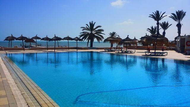 El Mouradi Djerba Menzel Nebentpool direkt am Meer