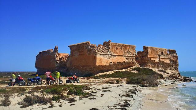 El Mouradi Djerba Menzel Quad-Tour