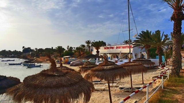 El Mouradi Djerba Menzel Wassersport