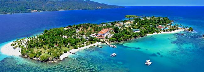 Luxury Bahia Principe Cayo Levantado, Dom. Rep