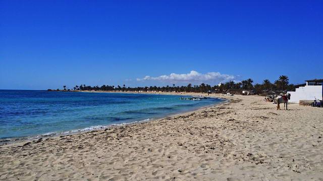 Rückblick auf den Weg von Djerba Menzel zur Blauen Lagune